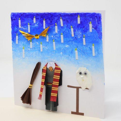 Carte Harry Potter
