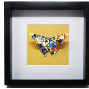 papillon naturalisé
