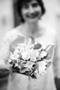 Bouquet mariée - Crédit photo Erwan Balança
