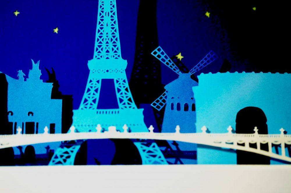 Focus Paris découpe