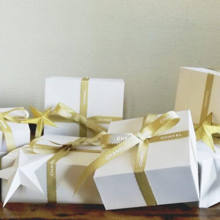 Chanel Horlogerie - Vitrines de Noël